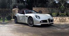 Alfa Romeo 8C Spider | Randburg Auto Repairs