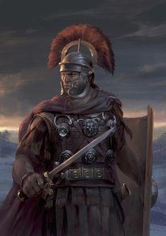 Fantasy Armor, Medieval Fantasy, Ancient Rome, Ancient Art, Roman History, Art History, Samurai, Roman Characters, Fictional Characters