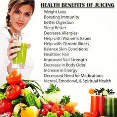 How much do you love juicing?  We have more reasons why we love juicing: - Juicing helps you absorb all the nutrients from the vegetables. - Juicing allows you to consume an optimal amount of vegetables in an efficient manner. - You can add a wider variety of vegetables in your diet.  Aren't these reasons enough for you to start living the healthy juicing life? Start your juicing journey now...