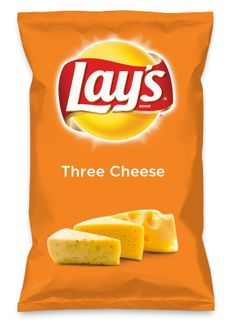 Wouldn't Three Cheese be yummy as a chip? Lay's Do Us A Flavor is back, and the search is on for the yummiest chip idea. Create one using your favorite flavors from around the country and you could win $1 million! https://www.dousaflavor.com See Rules.