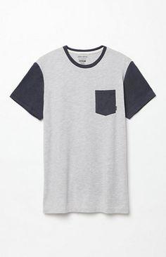 Zenith Essential Pocket T-Shirt