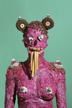 EF 135.16, 2014, by James Ostrer | #portrait #candy