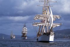 Bergen The Tall Ships Races 2014