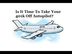 Is it time to take your 401k off autopilot