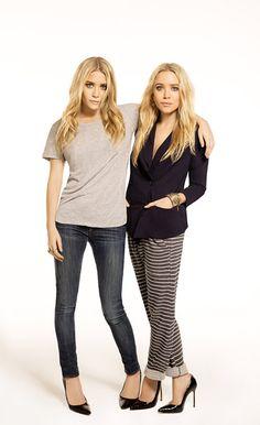 Mary-kate and Ashley Olsen #mka