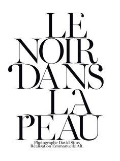 Kati Nescher by David Sims for Vogue Paris November 2012 _