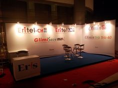 Exhibition work and Stall design.
