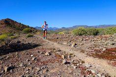 Julien Chorier cruising the trails of Gran Canaria #TrailRunning #UltraTrail