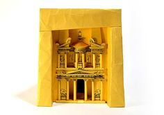 Sankore Mosque by PaperLandmarks on Etsy