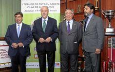Presentación del I Torneo de Fútbol Cadete Villa de Alalpardo