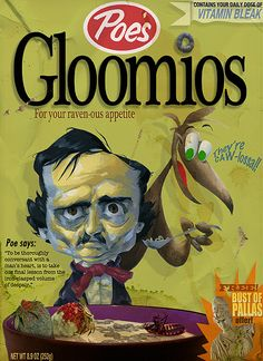 Gloomios, from the good people at Poe's.