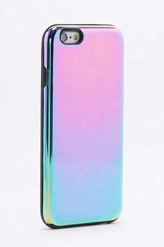 Hülle für iPhone 6/6s in Oil Slick - Urban Outfitters