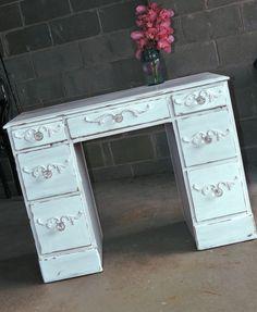 Shabby Chic Desk or Vanity