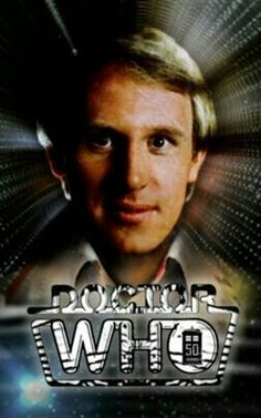 Doctor Who; The fifth Foctor, Peter Davison.