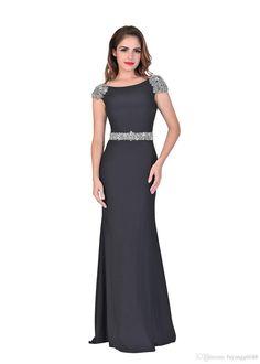 Chic Belle Women Sleeveless Backless Long Beaded Evening Gowns Prom Dresses 2016 Long Occasion Dress Luxury Designer Dresses From Fuyangg6688, $110.56  Dhgate.Com