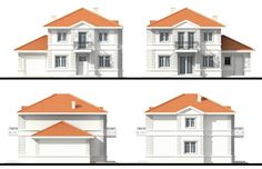 Modern House Design Whether you are searching for a single-storey or double-storey design, you will be certain to locate your perfect home amongst our great Two Story House Design, Modern House Design, Two Story Homes, Wood Pallets, Pallet Wood, Home Fashion, My Dream Home, Beautiful Homes, House Plans