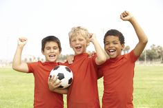 You've probably tossed a football or baseball with your kids, but have you taken the time to talk to them about what good sportsmanship means?