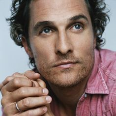 <3 <3 I love this man!! <3 <3  Matthew McConaughey is truly an inspiration & I'm proud to see such greatness in a fellow Texan!!  Alright Alright Alright!