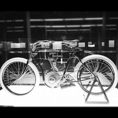 Harley Davidson: no Cages Since 1903