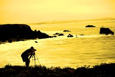 Perfect coastline for photography