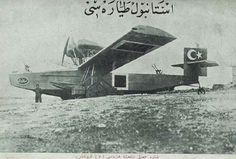 The Ottoman Airforce or Aviation Squadrons of the Ottoman Empire were part of the Ottoman Army and Navy. The history of Ottoman military aviation dates back to Turkish Soldiers, Turkish Army, Ottoman Turks, Flying Boat, Military Art, Military History, Alexander The Great, Army & Navy, World War One