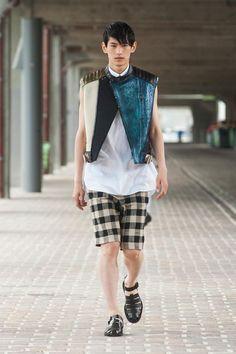 3.1 Phillip Lim Spring / Summer 2014 men's