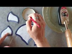 Appliqué with Swan - YouTube