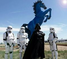 Welcome to Colorado. May the force be with you. Now give me your guns and smoke a toke.   Looks like CO Dems took away the Stormtroopers' guns