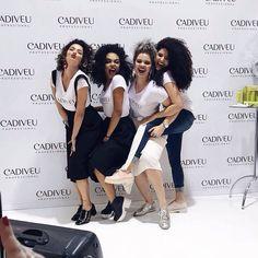 Foi muito bom trabalhar com vocês  #beautyfair2016 #dedomingo #beautyfair #cadiveulovers #cadiveu #leitorasdalari