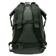 Watershed Animas Backpack, Black. Made using fabric built to withstand years of use. Completely airtight. Used in hunting, sailing, biking, scuba, kayaking, and anything near water.