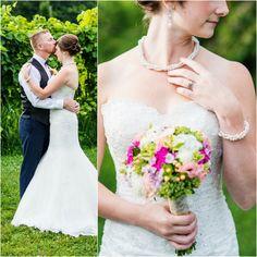 Wedding Planning | Bridal Pearl Bracelet Pearl Wedding Jewelry by Amanda Badgley Designs