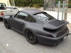 993 Turbo stealth edition