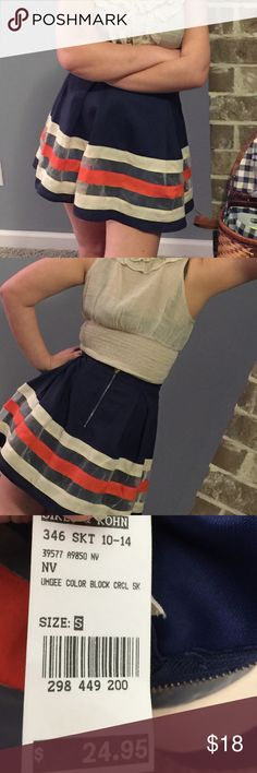 Fun skirt 🌞BACK TO BASICS HP 3/24/17🌞 NWT💖. So cute on💓. Complete any wardrobe❤️ Umgee USA Skirts