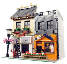 Japanese Restaurant & Board Shop - Modular Building