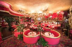 goldrush steakhouse at madonna inn