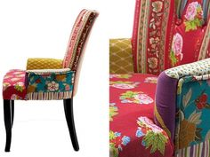 Patchwork furniture - Adorable Home