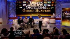 Get a Sneak Peek at the New Season of Ghost Hunters – Katie Couric