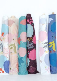 nani iro via Phillips-Barton a Farme / Anne Louise Fabric Wallpaper, Pattern Wallpaper, Fabric Patterns, Print Patterns, Pattern Print, Japanese Sewing Patterns, Fabric Photography, Japanese Textiles, Double Gauze Fabric