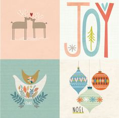 CARDS by Paper Moon...just lovely!