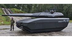 PL-01: O tanque de guerra do futuro é um verdadeiro camaleão