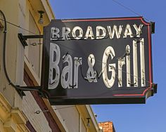 NEON BAR & GRILL ~ Excelsior Springs, Missouri ~ Copyright ©2013 Bob Travaglione - All Rights Reserved ~ www.FoToEdge.com