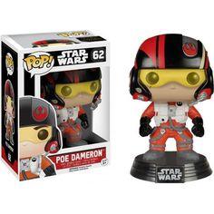Figurine POP Star Wars Episode 7 Poe Dameron