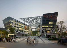 Так выглядит Штаб-квартира Alibaba Group и Aliexpress за одно