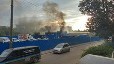 Появилось видео мощного взрыва, произошедшего в Харькове (ВИДЕО)
