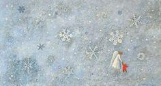 ANGEL IN SNOW, KRISTINA SWARNER