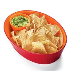 Chip and Dip Serving Piece