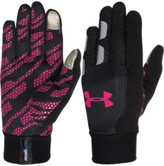 Under Armour Women's ColdGear Liner Tech Touch Gloves - Dick's Sporting Goods