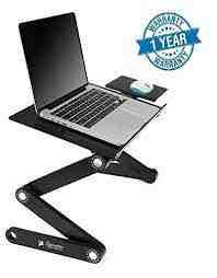 """Nulaxy Ergonomic Laptop Stand for Desk, Adjustable Height to 21"""", Portable Laptop Riser Computer Stand Compatible with MacBook Air Pro, Dell XPS, More 10-17′ Laptops – Gray Nulaxy Ergonomic Laptop Stand for Desk, Adjustable Height to 21"""", Portable Laptop Riser Computer. When not in use, the C5 laptop riser can be folded flat and fits […] The post Get a premium laptop stand and an ergonomic work-from-home arrangement for only $ 51 appeared first on Compsmag - Latest News from tech, business"""