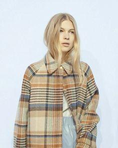 coat by Chloé. Woah.