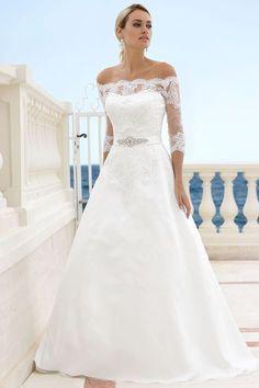 Brautkleider im gehobenen Preissegment | miss solution Bildergalerie - Modell 316078 by LADYBIRD